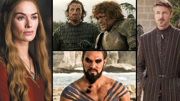 Game Of Thrones'dan önce nerede rol aldılar