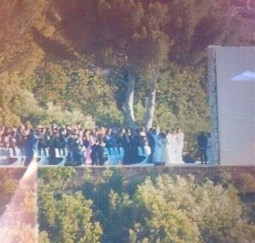 Kim Kardashian evlendi