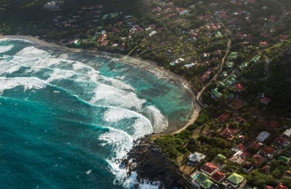 Milyonerler adası! Bu adada suç işlenmiyor