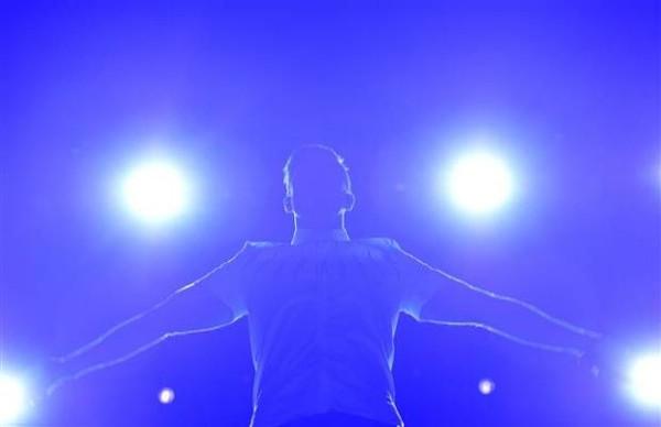Justin Timberlake İstanbul'u salladı