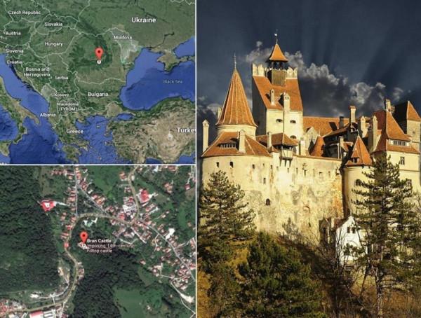 Dracula'nın Kalesi satışa çıktı