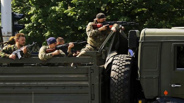 Ukrayna'da 35 ayrılıkçı öldürüldü