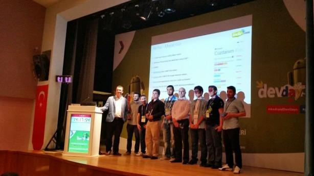 Mobil Uygulama Yarışması 2014 Ödülleri Verildi