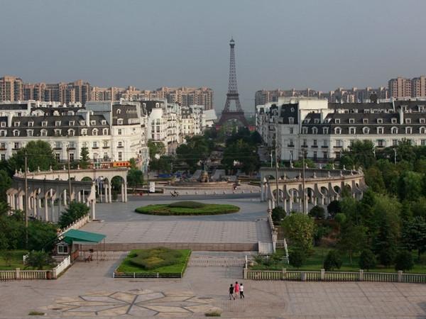 Çin'in kopya kasabaları
