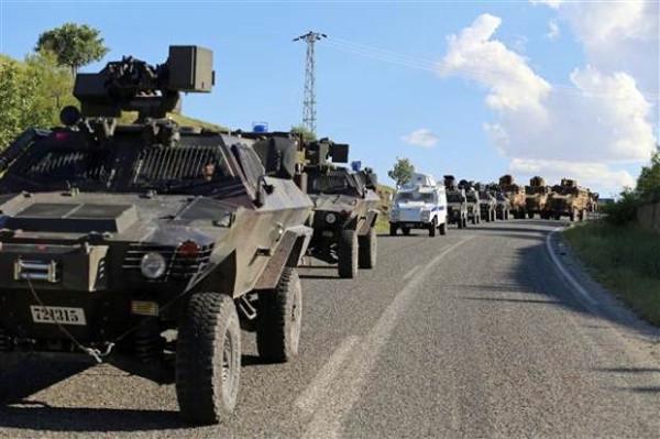 Diyarbakır-Bingöl yolu yeniden kapandı