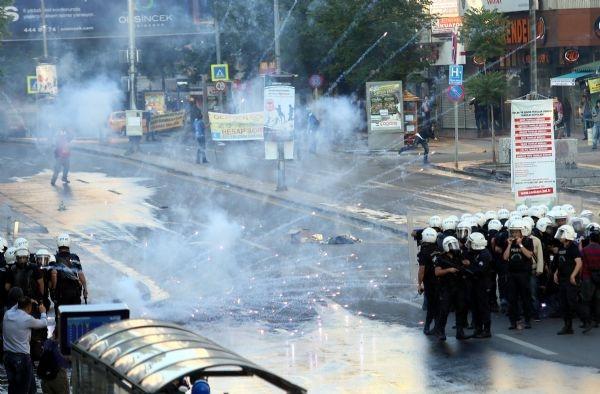Fotoğraflarla Gezi'nin yıl dönümü