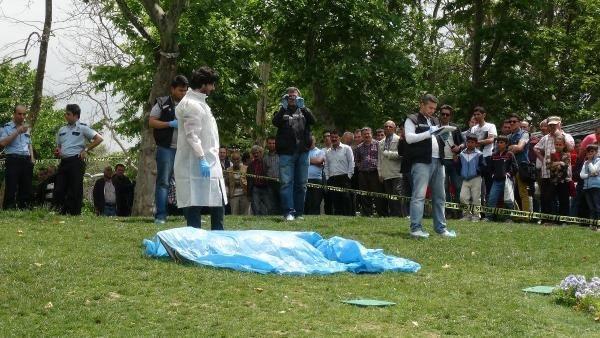 Gezi Parkı'nda ceset şoku!