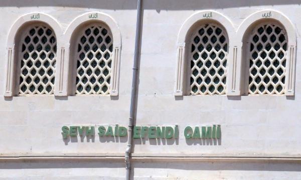 Şeyh Said'in ismi ilk kez bir camiye verildi