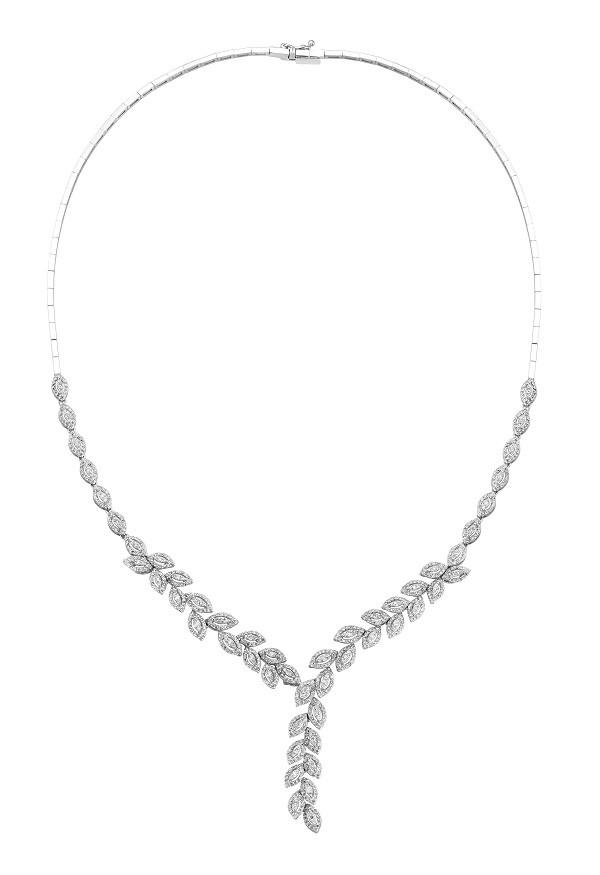 Gelinlere özel büyüleyen mücevherler