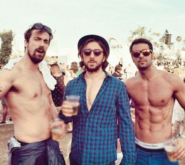 Sinem'in Coachella kıskançlığı