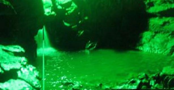 Çal mağarası'nın esrarengiz yüzü