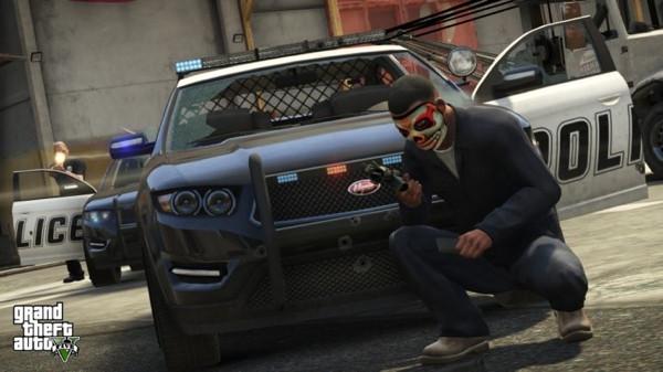 GTA V'ten müjdeli haber geldi