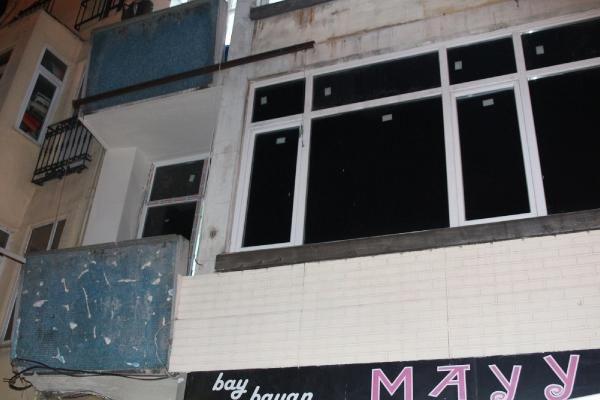 Beyoğlu'nda kumar baskını