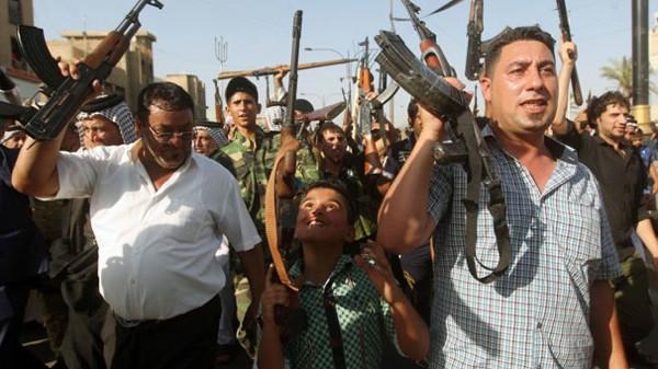 Irak'ın çocuk savaşçıları