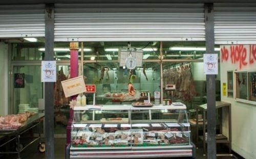 İnsan eti satan kasap!