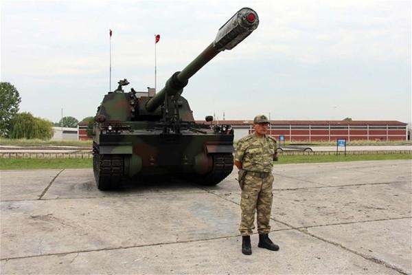 Türk ordusunun yerli gücü: Fırtına!