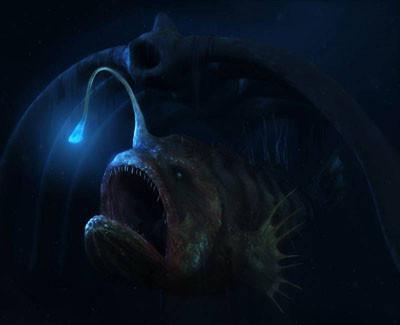 Karanlık suların korkutan efendileri