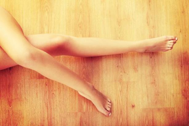 Ayaklarınız ele veriyor