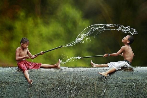 Endonezya'da doğal yaşam