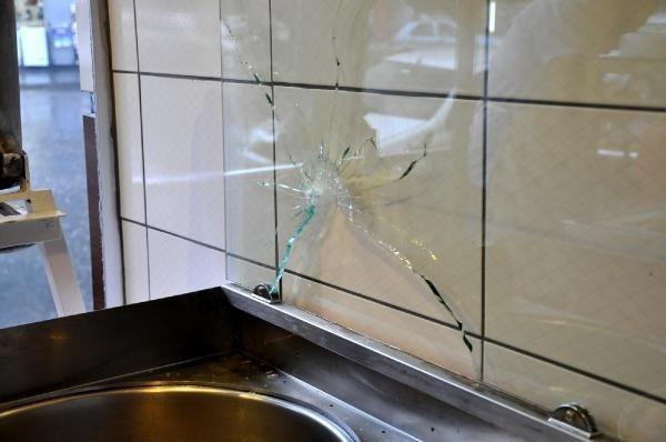 Trabzon'da silahlı çatışma