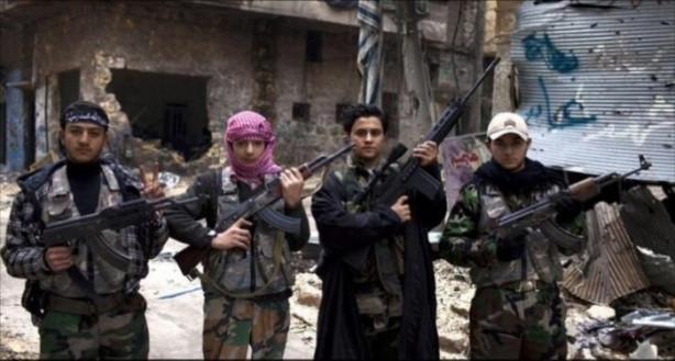 IŞİD'in çocuk çihatçıları