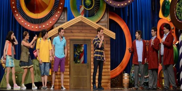 'Güldür Güldür Show' gümbür gümbür geliyor