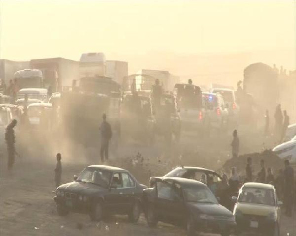 IŞİD havan toplarıyla saldırdı