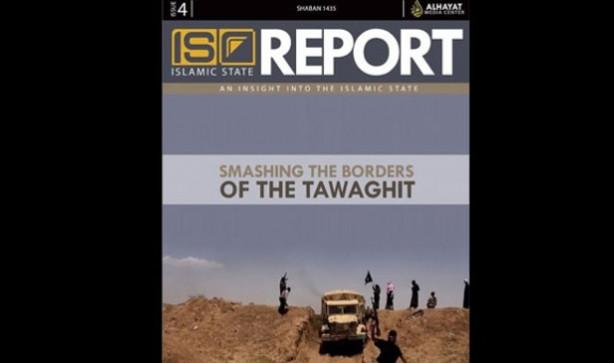 IŞİD sonunda bunu da yaptı!