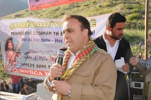 Çukurca'da Ahmed-i Hani Festivali