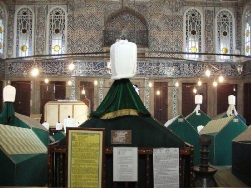 Ramazanda ziyaret edilecek türbeler