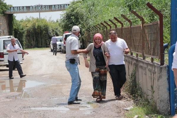 Manisa'da arıtma tesisi faciası: 3 kişi hayatını kaybetti