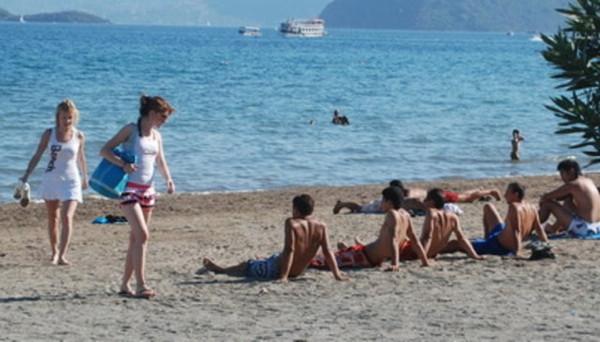 Plaj magandaları