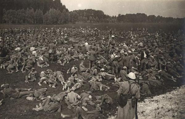 I. Dünya Savaşı'nın görülmemiş fotoğrafları