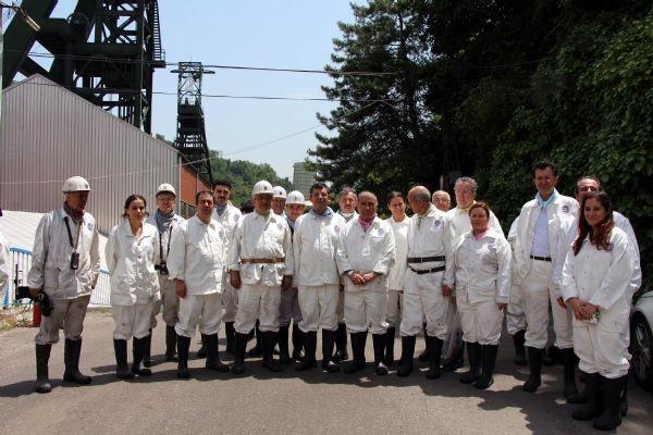 Soma komisyonu madende
