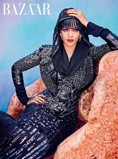 Arabistan usulü Rihanna