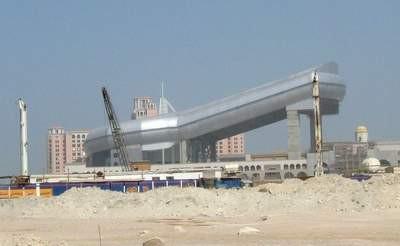 Dubaiye kar yağarsa...