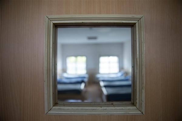 Akıl hastanesinden korkunç görüntüler