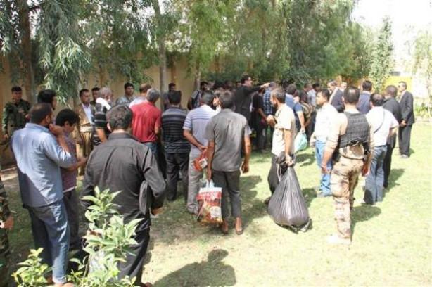 IŞİD'in serbest bıraktığı Türk şoförler