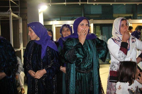 Serbest kalan Türk şoförler Türkiye'de