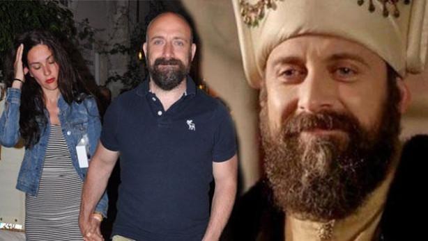 Halit Ergenç ve sakalları