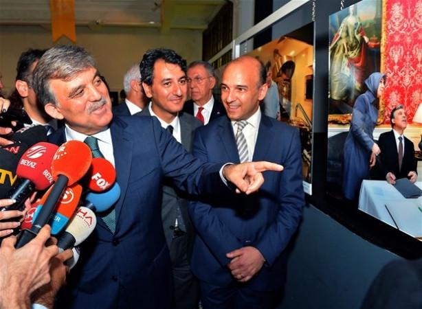 Fotoğraflarla Abdullah Gül'ün yedi yılı