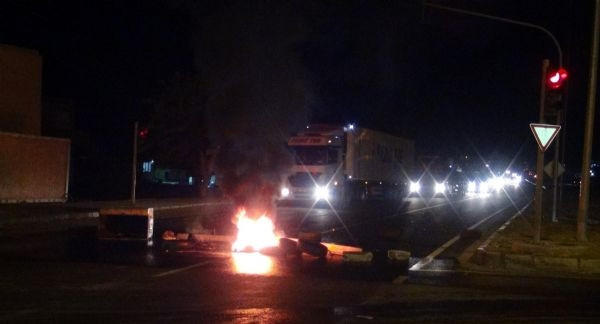İpek Yolu'nda polis müdahalesi