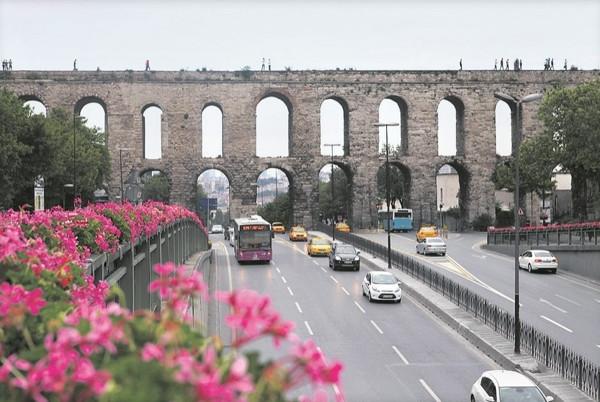 Tarihi Su Kemeri, seyir terası ve restoran oluyor