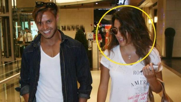 Murat Ceylan ile Serenay Aktaş birlikte yakalandı