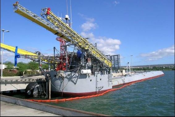 Bu gemi 50 yıl önce batması için tasarlandı