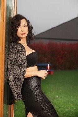 Canan Hoşgör film için pavyon kadını oldu