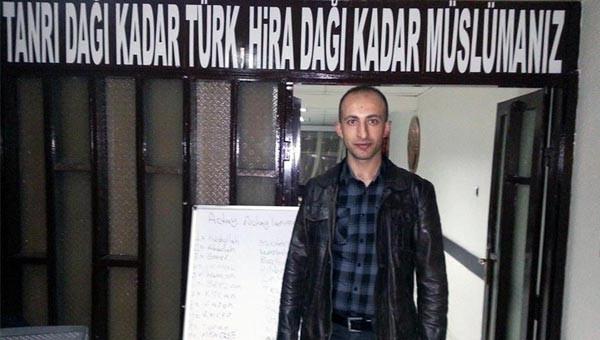 MHP'li eski başkanın oğlu Irak'a gitti