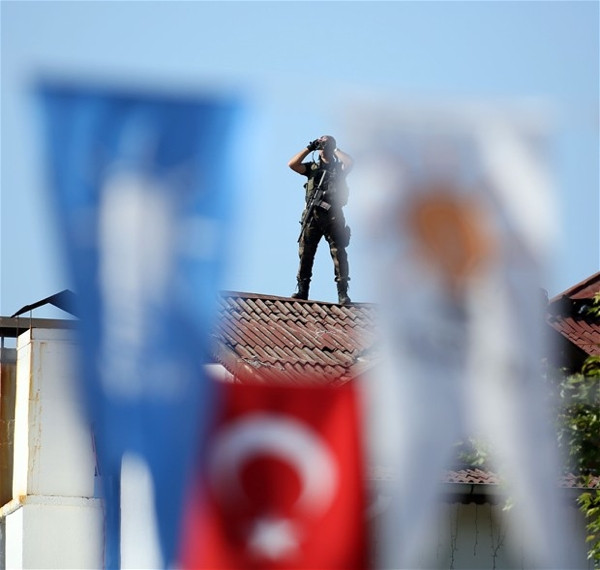 ABD, Rusya, İsrail'den sonra Türkiye'de!