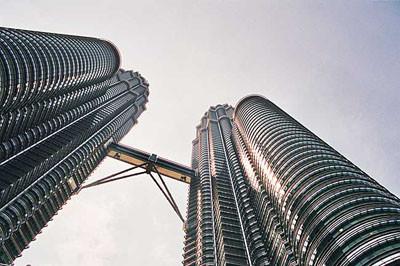 Dünyanın en yüksek binaları!