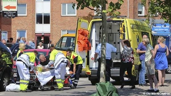 Danimarka'da yaşayan Türk, eski eşini öldürdü